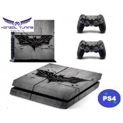 PS4 Classic - Konzolra és kontrollerre - Matrica - B.M. black