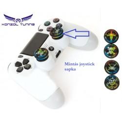 PS4 és Xbox sorozathoz - Joystick sapka - mintás