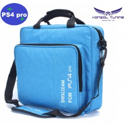 PS4 Pro táska - Ice Blue