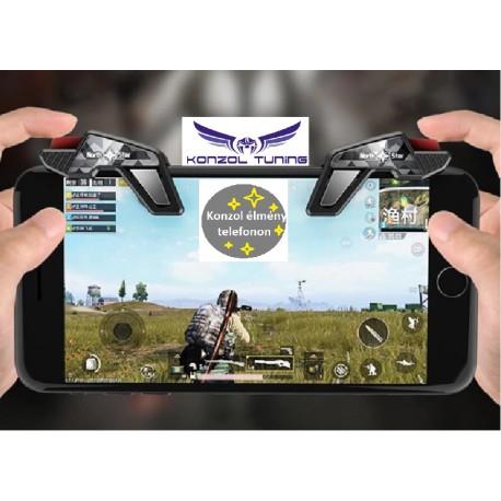 Telefonhoz - Kontroller készlet - Trigger szett -L1-R1 Shooter