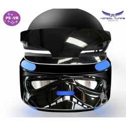 PS4 VR - VR szemüvegre matrica - DW