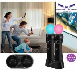 PS4 - VR - Kontroller -Movie  motion  töltő állomás