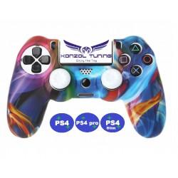 PS4 sorozat - Kontrollerhez szilikon -  Rainbow
