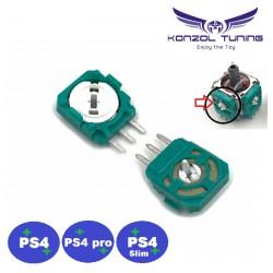 Kontroller joystick alkatrész micro switch