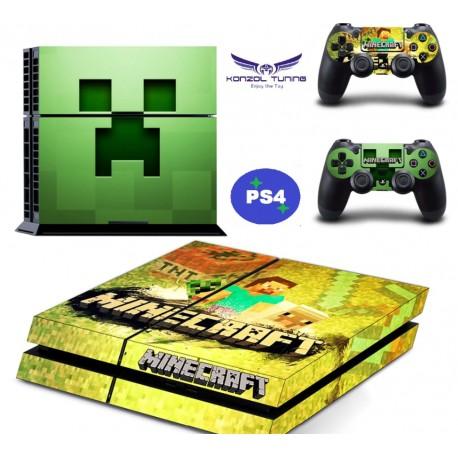 PS4 - Konzolra és kontrollerre - Matrica - M.C.