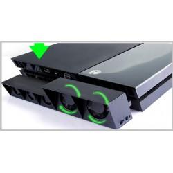 PS4 - Konzol hűtő - Turbo