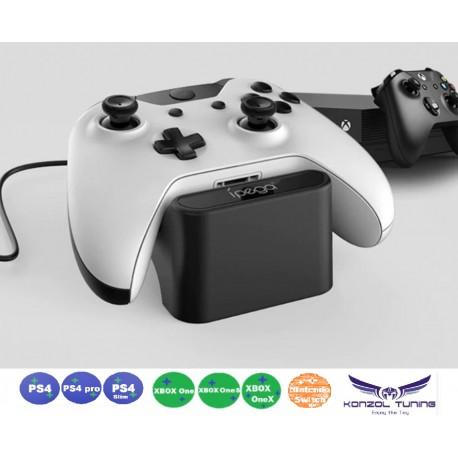 Univerzális kontroller töltő állvány - PS4 -XBOX ONE- NS PRO
