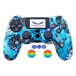 PS4 sorozat - Kontroller szilikon és joystick gomb  - Fanatic
