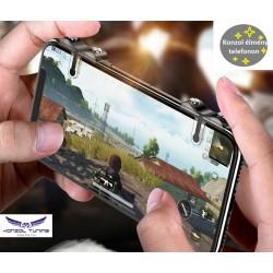 Telefonhoz - Kontroller készlet - PUBG szett -Baseus G9