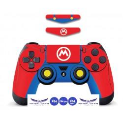 PS4 sorozat - Kontroller matrica -S.M. piros