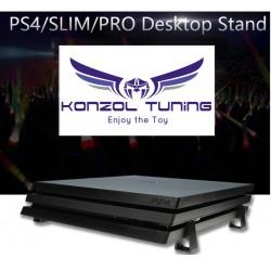PS4 Slim  - Konzol tartó - Horizontális, asztali