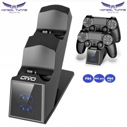 PS4 sorozat - Kontroller töltő - dupla - Swing