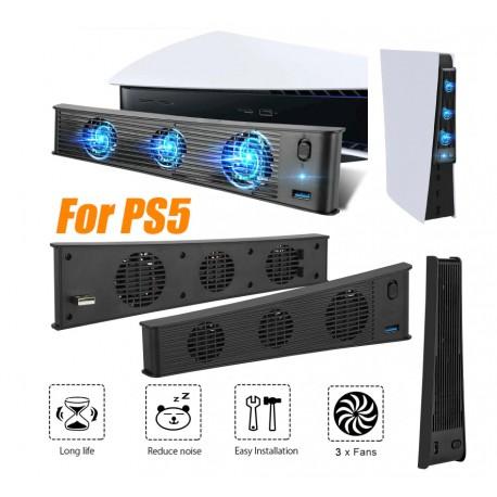 PS5 - Konzolhoz külső hűtés