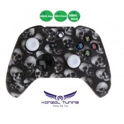 XBOX ONE sorozat - Kontrollerre szilikon -Skull