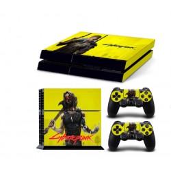 PS4 Pro - Konzolra és kontrollerre - Matrica - CP