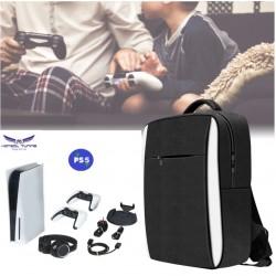 PS5 - Konzolhoz és kontrollerhez táska