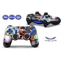 PS4 sorozat - Kontroller matrica - Dragon B