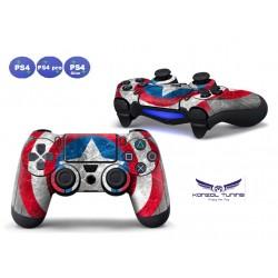 PS4 sorozat - Kontroller matrica - USA