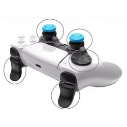 PS5 - Kontrollerhez akció gomb emelő trigger hosszabbító és cross gomb szett