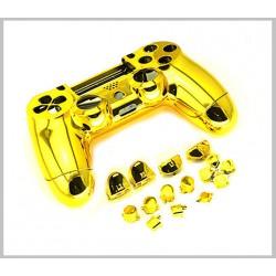Kontroller burok gomb szettel - Gold - Hard plastic