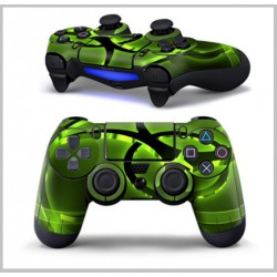 PS4 sorozat - Kontoller matrica  - Biohazard - Neon