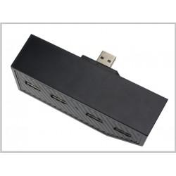 USB HUB - Prémium minőségű USB - 4 portos - Xbox One -hoz