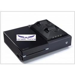 Hűtő és dupla dokkoló és USB HUB- XBOX  ONE-hoz