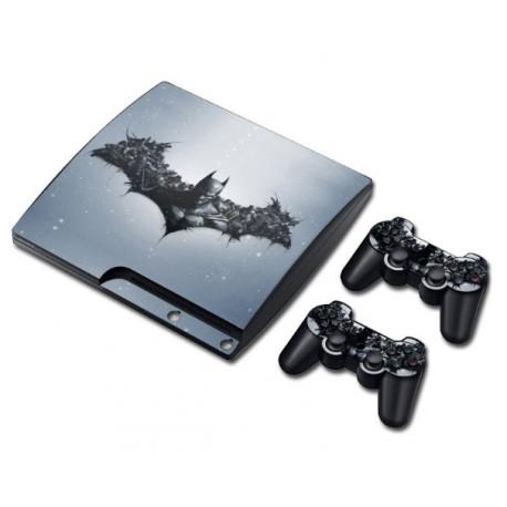 PS3 Skin -Konzolra és kontrollerre - BATMAN