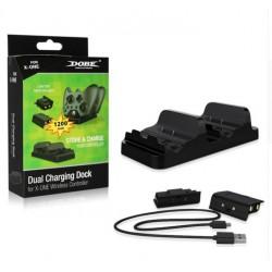 Xbox One - Kontroller akkumulátor és töltő