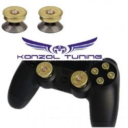 PS4 és PS3 - Kontroller joystick gomb - Battlefield Bullet - arany színű