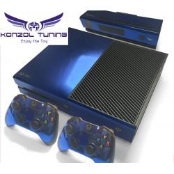 Xbox One - Konzolra - kontrollerre - kinecktre - Metál tuning