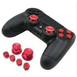PS4 sorozat - Kontrollerhez gomb szett - metál lövedék