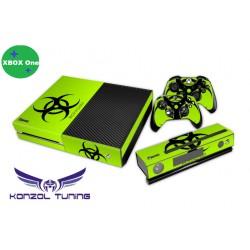 XBOX ONE  Skin - Konzolra és kontrollerre - Biohazard