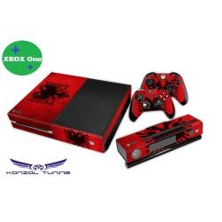 XBOX ONE Skin - Konzolra és kontrollerre - Blod Hawk