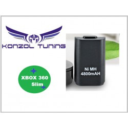 Xbox 360 - Kontroller akkumulátor