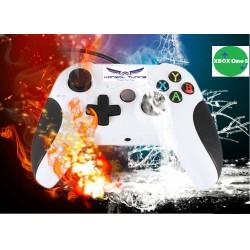 Xbox One S - Kontroller  - vezetékes - fehér