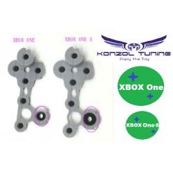 Kontroller érintkező gumi  - Xbox ONE-hoz