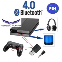 PS4 - Konzolhoz  4.0 bluetooth stick
