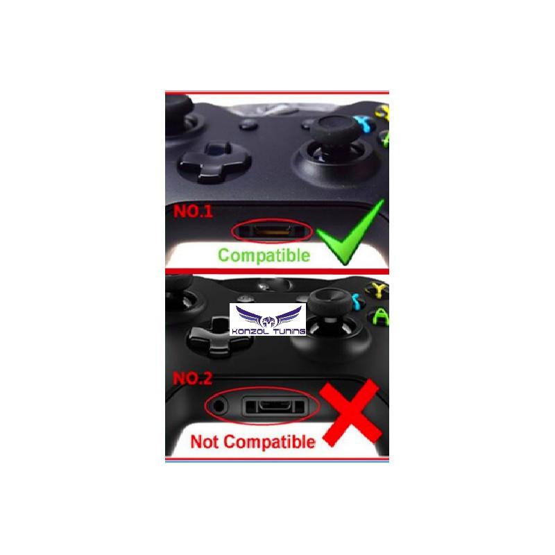 Xbox one headset adapter box