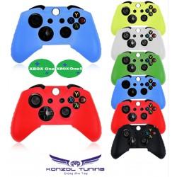 Xbox One  - Kontroller szilikon borítás  plusz joystick gomb szett
