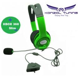 Fülhallgató -  Live Audio - Xbox 360-hoz