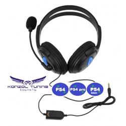 Fejhallgató - Blue Point - PS4 szériához