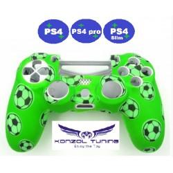 PS4 sorozat- Kontroller - szilikon borítás  - Foci -