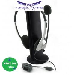 Fejhallgató/Headset - Little Cloud - Xbox 360-hoz