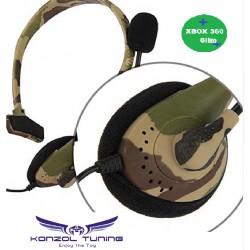 Fejhallgató/Headset - Swat - Xbox 360-hoz