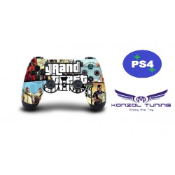 PS4 sorozat - Kontoller matrica  - Grand