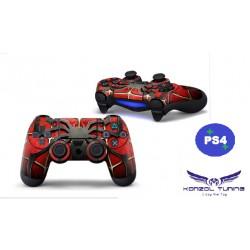PS4 sorozat - Kontroller matrica - Spider