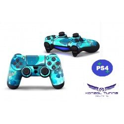 PS4 sorozat - Kontoller matrica  - Colorfull