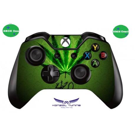 Kontoller matrica - Xbox One kontrollerhez - Green Day