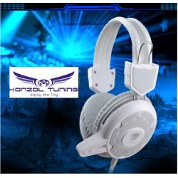 Fejhallgató - Black Type - 7.1-es gamer headset